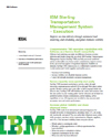 IBM Sterling Transportation Management System – Execution