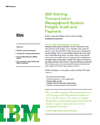 IBM Sterling Transportation Management System- Freight, Audit and Payment