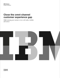 Close Omni-channel experience gap