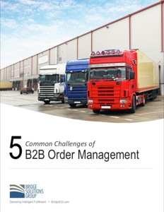 5 Common Challenges of B2B Order Management